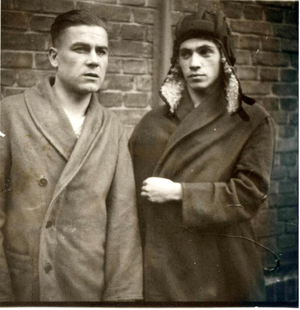 Жаркой Ф.М. в госпитале, февраль 1945 года