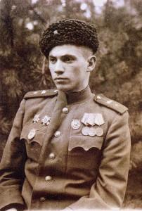 Замкомандира 51 танкового полка, 1943 год