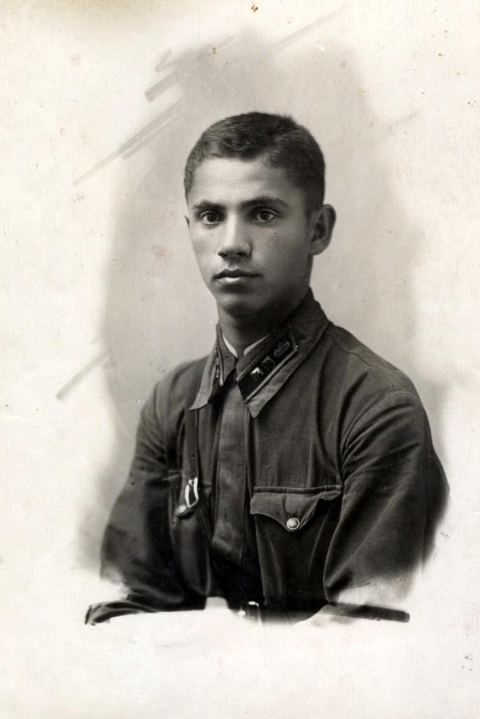 Лейтенант Жаркой 1941