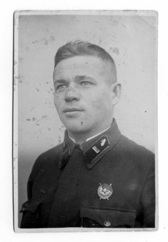 Начштаба 51 тп Парушев Н, декабрь 1942 года н