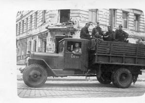 Фото Берлин май 45 года 88 ОТТП
